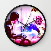 Dirty Rats Wall Clock