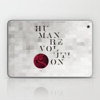 Human Revolution Laptop & iPad Skin