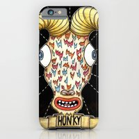 iPhone & iPod Case featuring ¨Hunky¨ by CHAUCHE