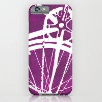 Purple Bike iPhone 6 Slim Case