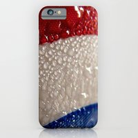 iPhone & iPod Case featuring 4th of July Condensation by Erin Mason