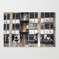 Colorful Abandon Canvas Print