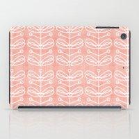 MCM Mistletoe iPad Case