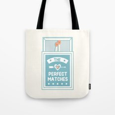 The Perfect Matches Tote Bag