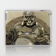 Laughing Buddha II Laptop & iPad Skin