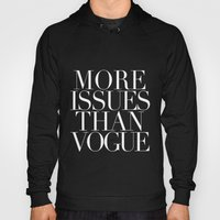 MORE ISSUES Hoody