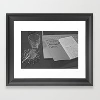 New Beat Framed Art Print