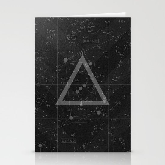 Orion Stationery Card