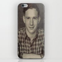 Grampy  iPhone & iPod Skin