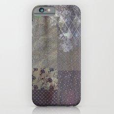 Patchwork  Slim Case iPhone 6s