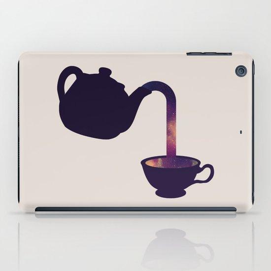 Cuppa Galaxy iPad Case