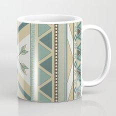 Aztec Pattern Arrows Mug