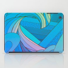Wave after wave iPad Case