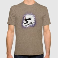Storm Mens Fitted Tee Tri-Coffee SMALL