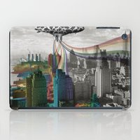Cows for Rainbows iPad Case