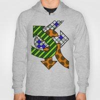 Arrows Tee Shirt Hoody