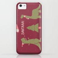Merry Extinction  iPhone 5c Slim Case