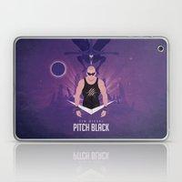 Pitch Black - Badass Riddick Laptop & iPad Skin