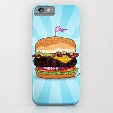 Bacon Cheeseburger Tummy Slim Case iPhone 6s