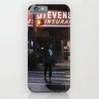 Cross My Mind iPhone 6 Slim Case