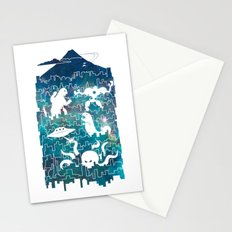 Tokyo Smackdown Stationery Cards
