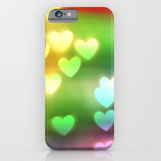 Love in Motion iPhone & iPod Case
