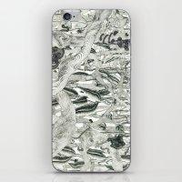 Jungle Scene iPhone & iPod Skin