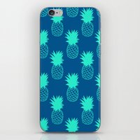 Ananas iPhone & iPod Skin