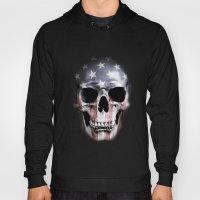 American Skull Hoody