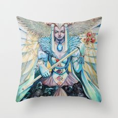 Empress Throw Pillow