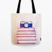 Retro Love  Tote Bag