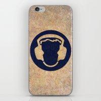 Deaf love iPhone & iPod Skin