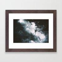 Soaked Framed Art Print
