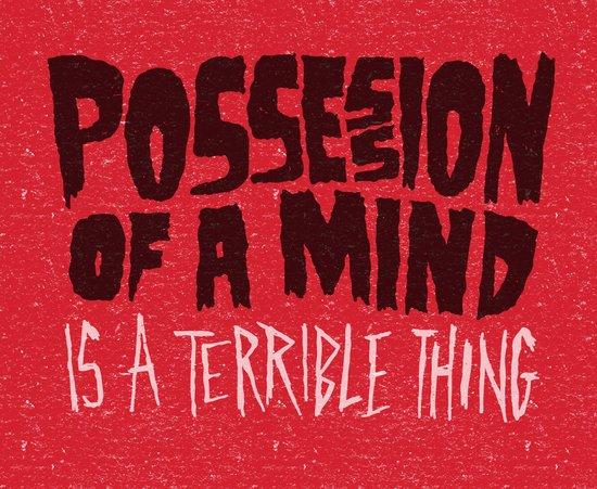 Possession of a mind Art Print