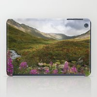 Fireweed & Fall In Alask… iPad Case
