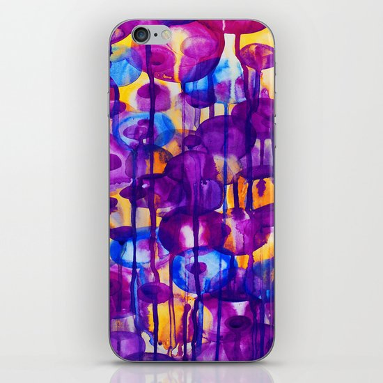 Watercolor - 4 iPhone & iPod Skin
