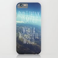And I Think To Myself... iPhone 6 Slim Case