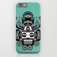 iPhone & iPod Case featuring Râ Tatoo by Exit Man