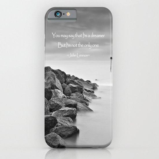 A Dreamer iPhone & iPod Case
