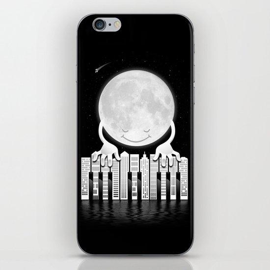 City Tunes iPhone & iPod Skin