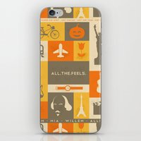 All The Feels iPhone & iPod Skin