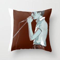 Fad Gadget Throw Pillow