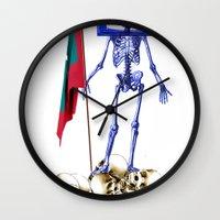 Maldives: The Sunny Side… Wall Clock