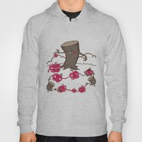 Apples And Tree Trunks A… Hoody