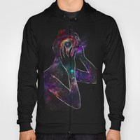 Girl With The Universe I… Hoody