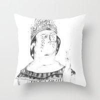 Freelancer Throw Pillow