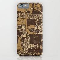 One Sunday Afternoon iPhone 6 Slim Case