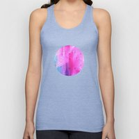 pink scales Unisex Tank Top