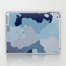 Indigo Blues Laptop & iPad Skin