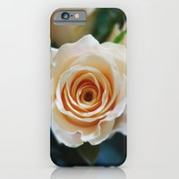 iPhone & iPod Case featuring Rose Pattern #2 by Emma Conner